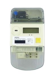 AMI / AMR Single Phase Smart Energy Meter, Kilowatt Meter Elektronik Multifungsi